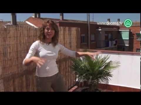 Balcones y terrazas c mo decorar una terraza hippie con for Como decorar mi jardin con plantas