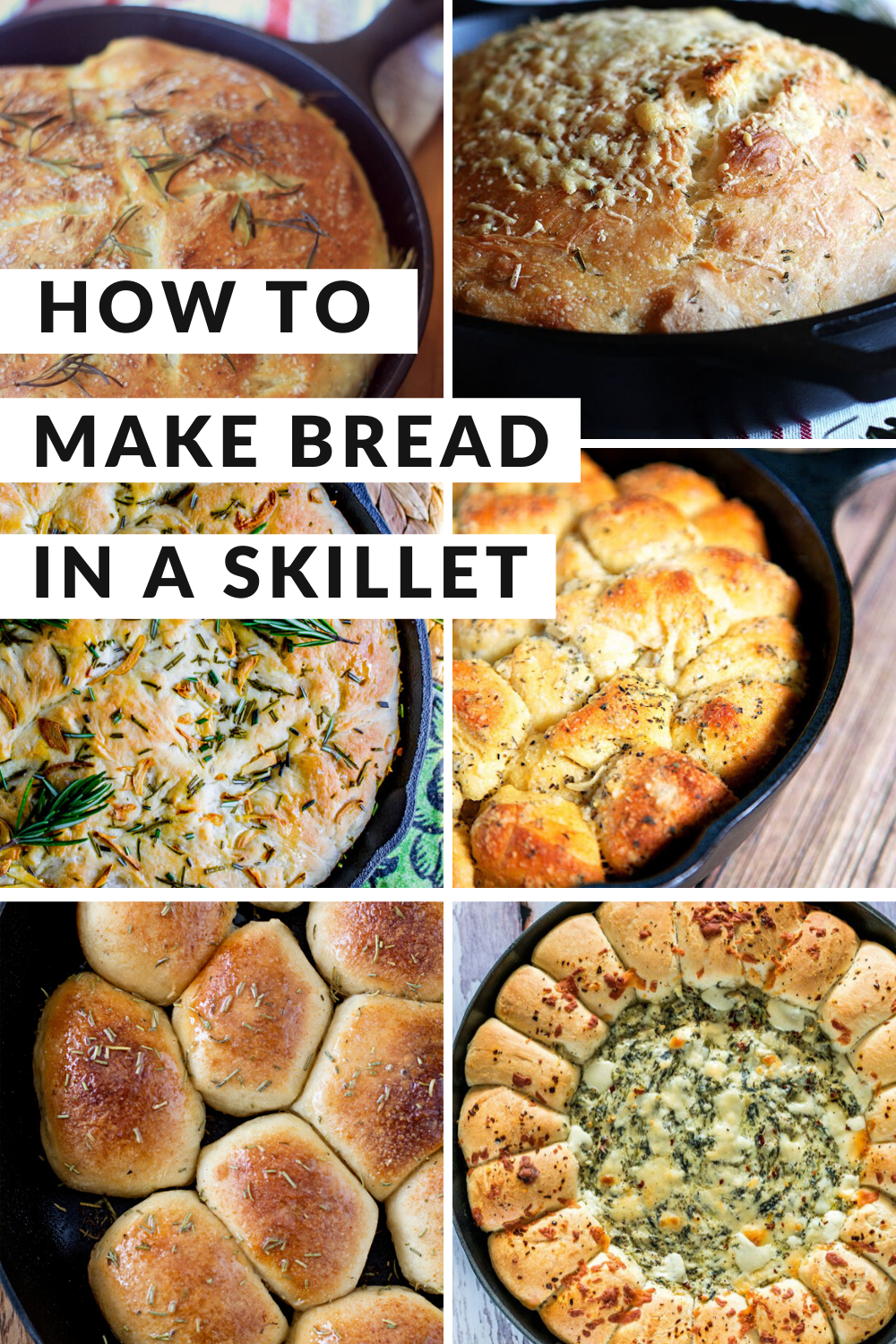 You Ll Love These Cast Iron Skillet Bread Recipes 4 Will Make
