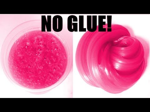 How to make slime without glue or any activator no borax no glue how to make slime without glue or any activator no borax no glue ccuart Image collections