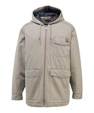Another great find on #zulily! Gravel Twill Expedition Jacket #zulilyfinds