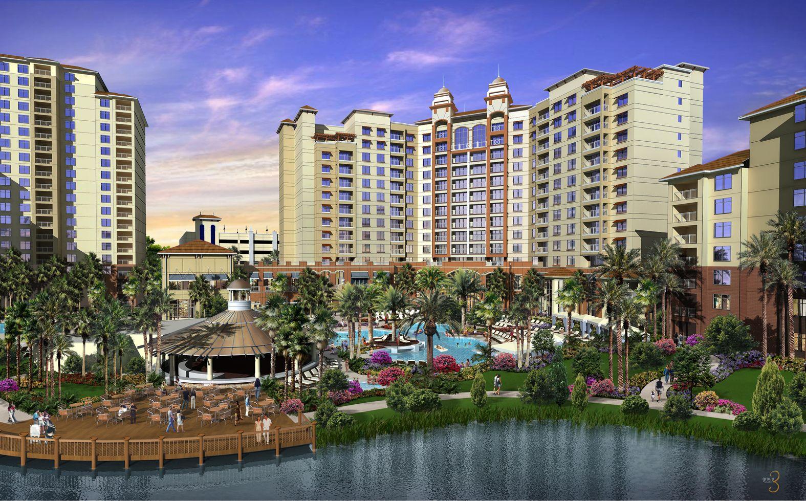 Enjoy Breakfast And Free Wifi At The Wyndham Grand Orlando Resort Bonnet Creek In Fl Save With Rewards Award Winning Hotel