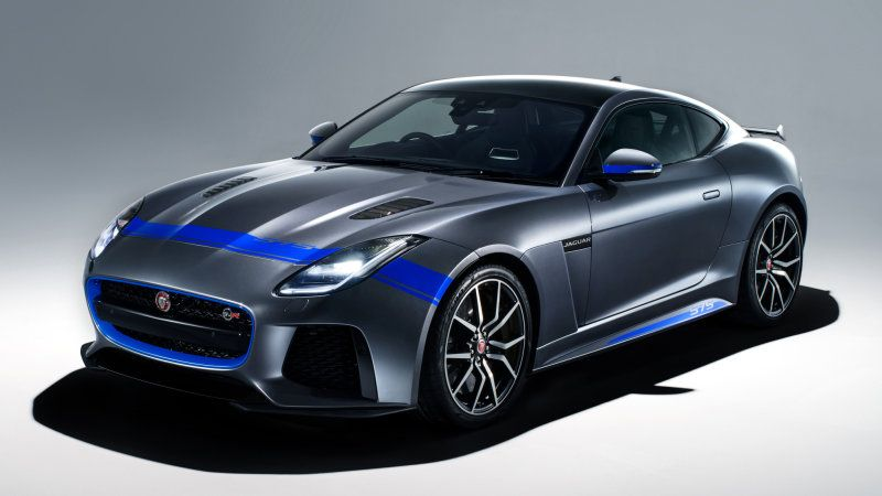 Project 7 Style Graphics Are New Option For Jaguar F Type Svr Jaguar F Type Jaguar New Jaguar F Type
