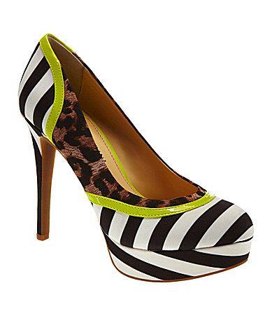 1946ec20a5e Gianni Bini Julianna Platform Pumps- I need these!  Dillards