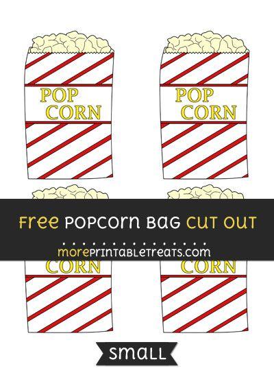 Printable Popcorn Valentines You Make My Heart POP! Club