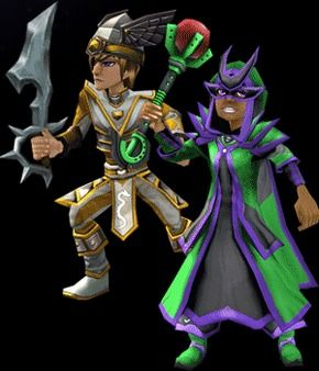 Free to Play Online Game Wizard 101 Browser Game - one of