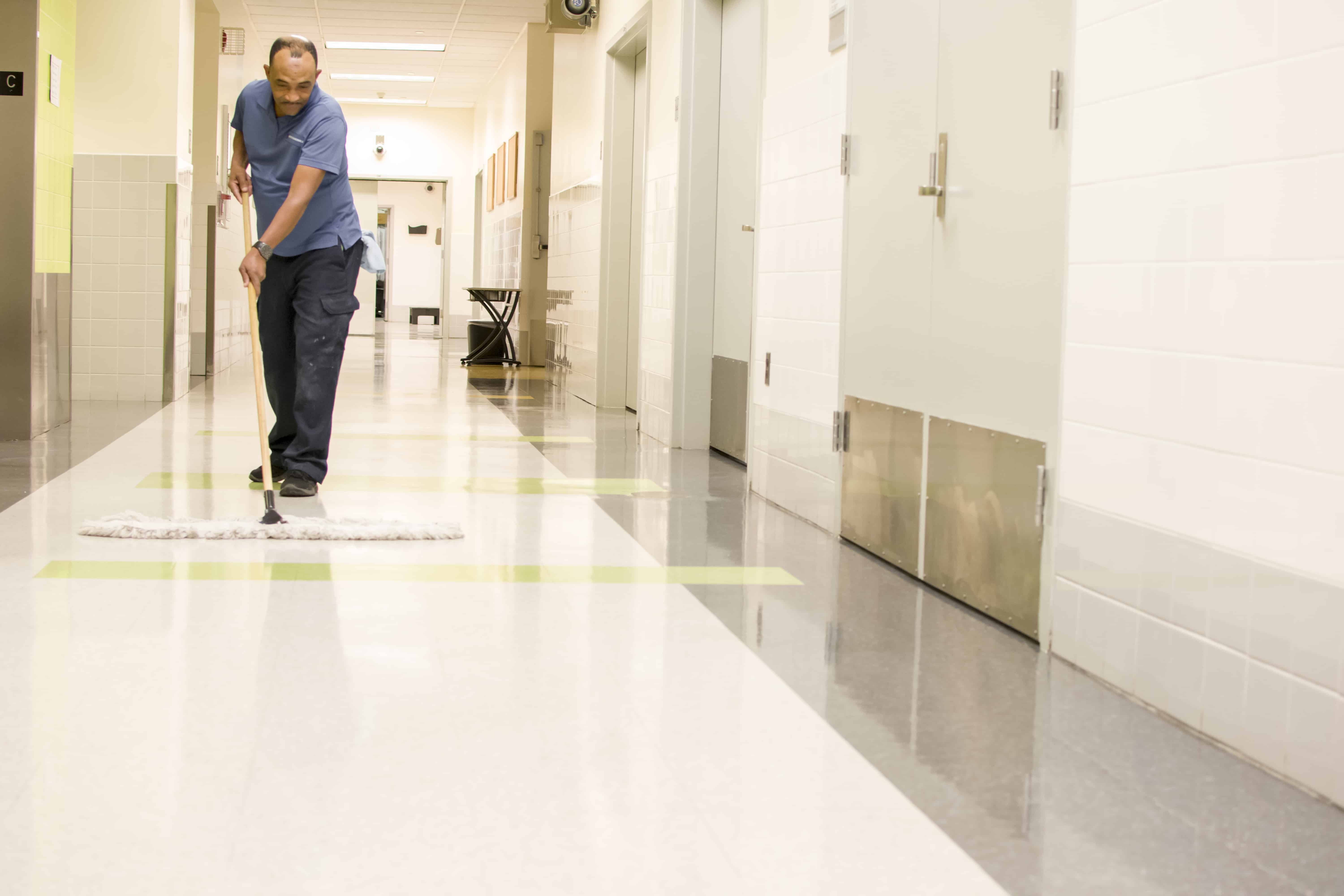 Commercial Janitorial Services Janitorial services