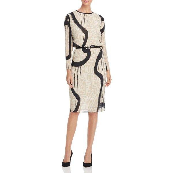 a94a484037b Max Mara Bina Belted Dress ( 1