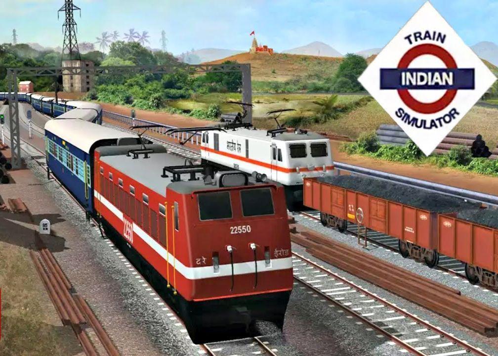 Indian Train Simulator VIP Mod Download APK Train