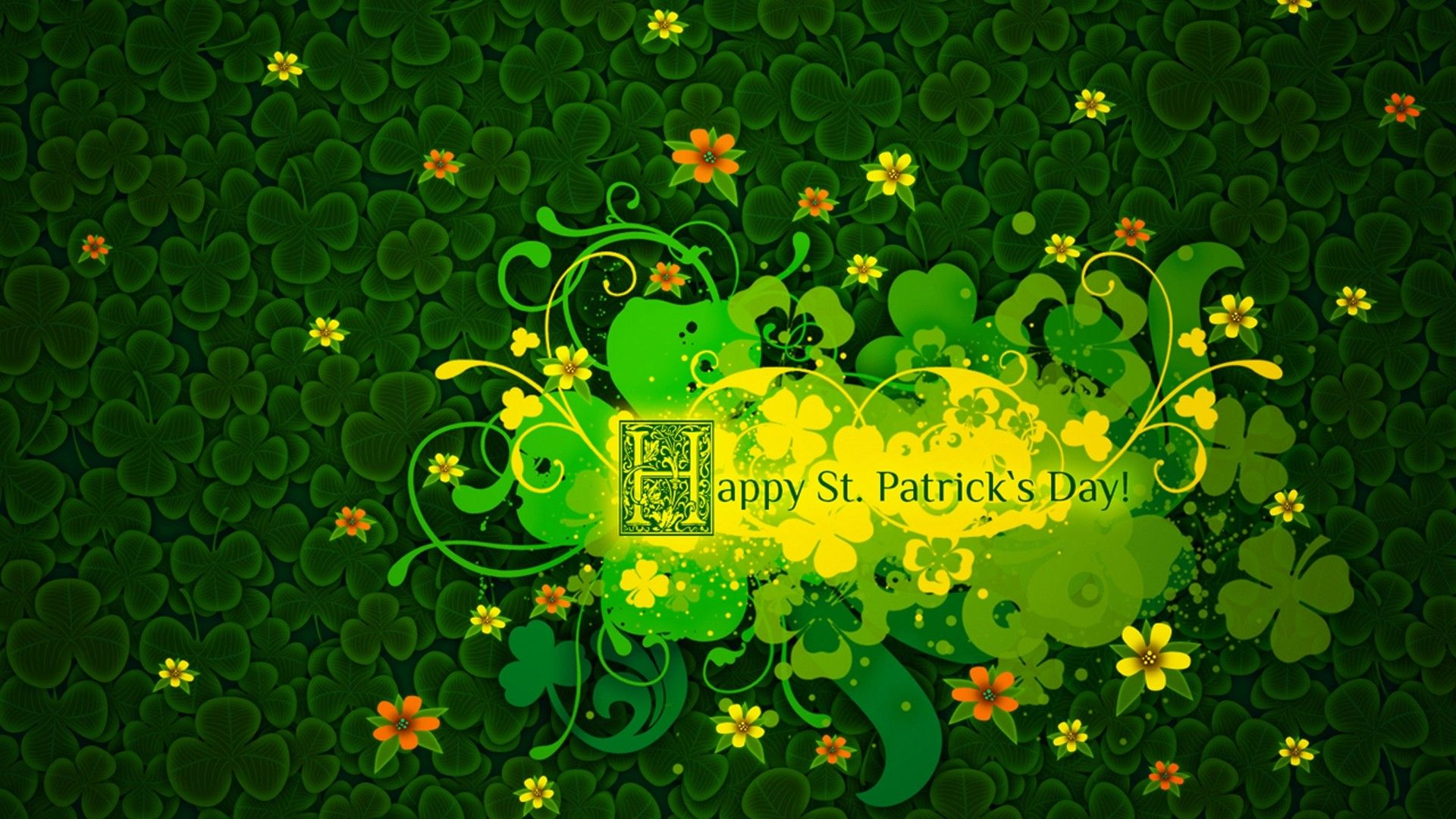 St Patrick s Day wallpaper Holidays wallpaper