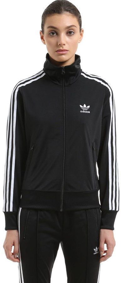 e3390f338 adidas Firebird High Collar Track Jacket | Products | Tracksuit ...