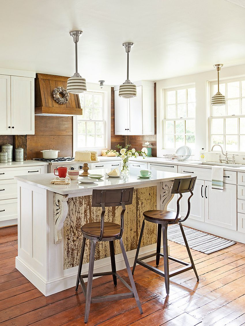 Best Kitchen Color Combinations With White 45 Trendy Ideas