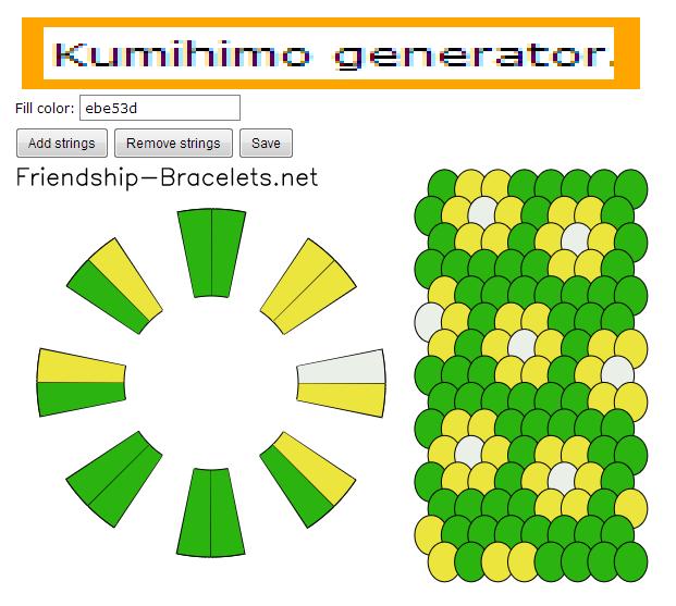 Pin Van Julliana W Op Kumihimo Weaving