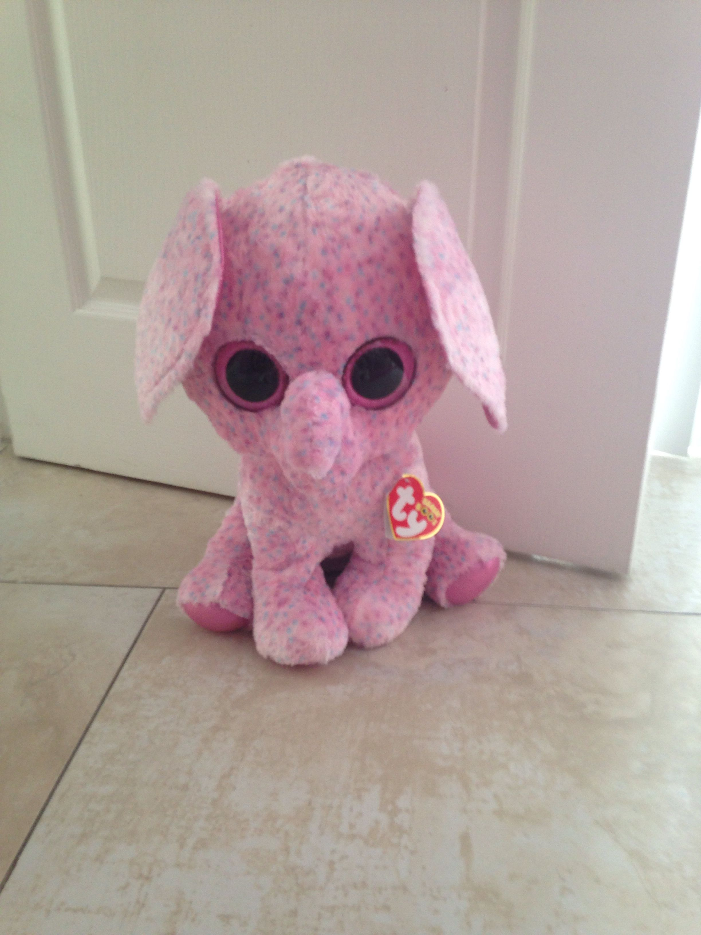 This is Ellie the elephant