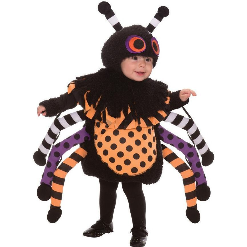 Halloween costumes · Spider Toddler 2-4t  sc 1 st  Pinterest & Spider Toddler 2-4t | Spider and Halloween costumes