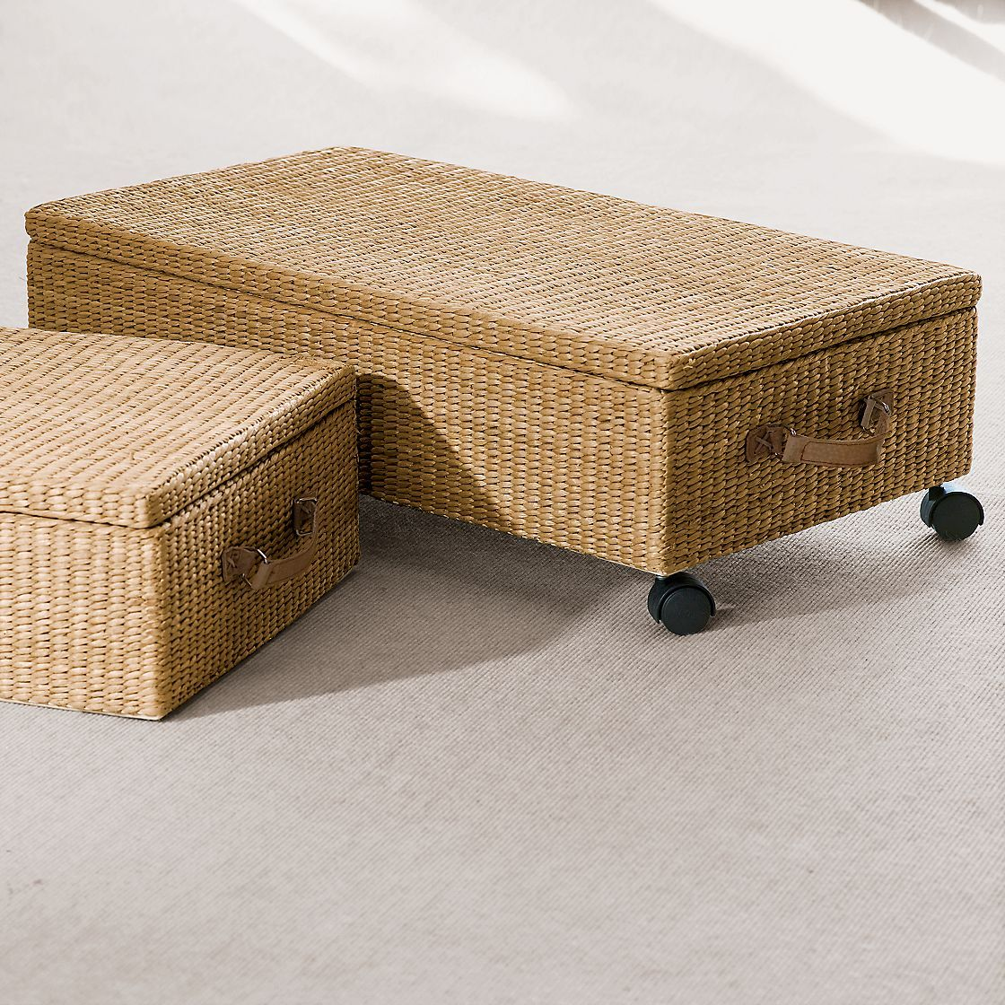 Company Store Under The Bed Box With Wheels If You Are Going To Ruin Your Feng Shui By Storing Stuff U Under
