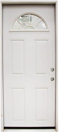 32x76wagon Wheel Prehung Exterior Door Doors Exterior Doors
