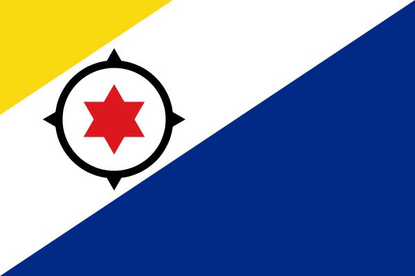 Flag of Bonaire.