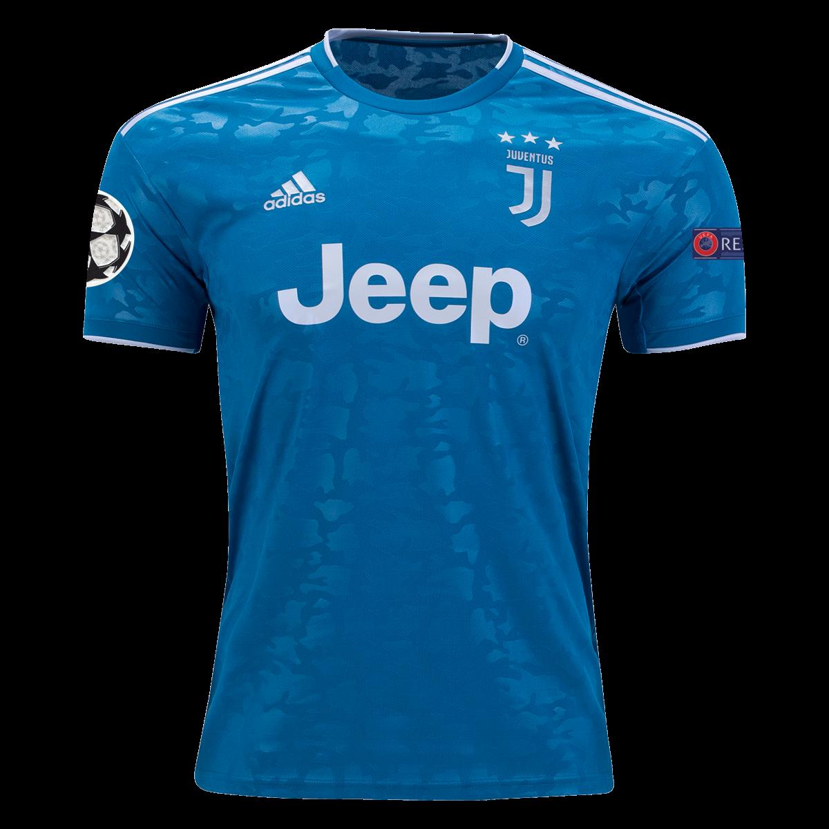 Adidas Juventus Third Ucl Jersey 19 20 M Jersey Shirt World