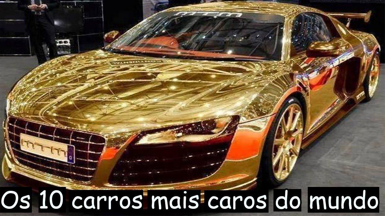 33c16da21 Os 10 Carros mais caros do mundo  TOP10
