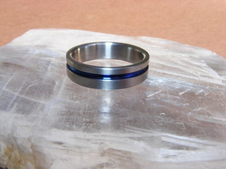 Wedding Bands For Police Officers