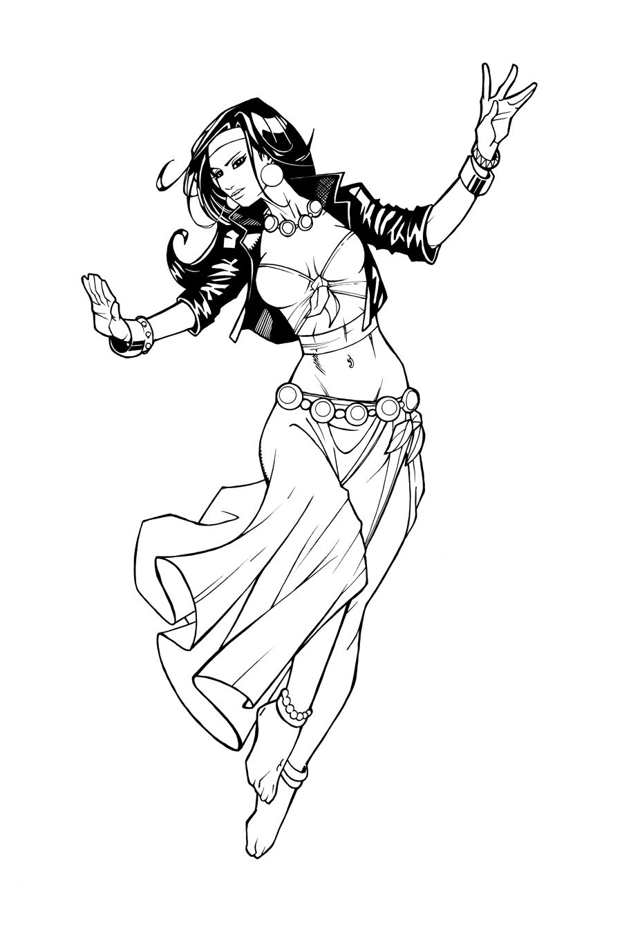 kathak dancer dances in india pinterest dancers sketches