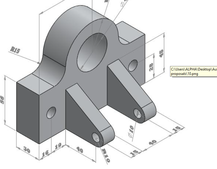 Autocad Solidworks Solidworks Tutorial Mechanical Design