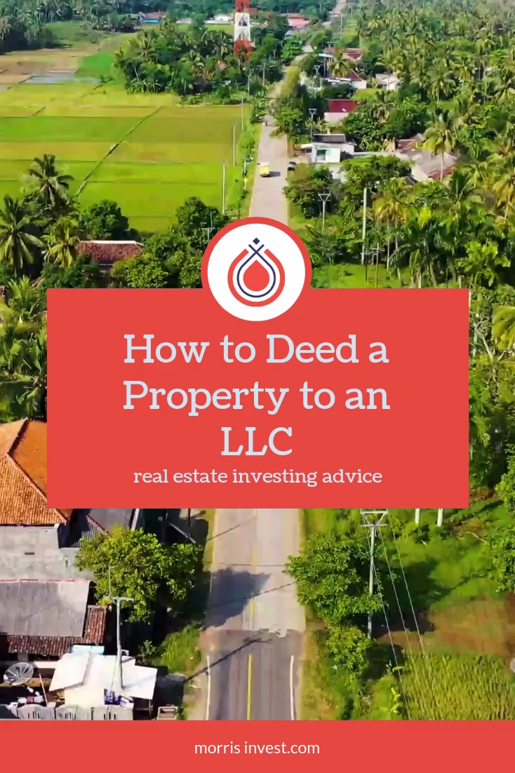 As a real estate investor, there are many reasons why you might need to deed a property to an LLC. We get asked questions about this topic frequently. Since Natali and I recently went through this process, we thought we'd share exactly how it's done.