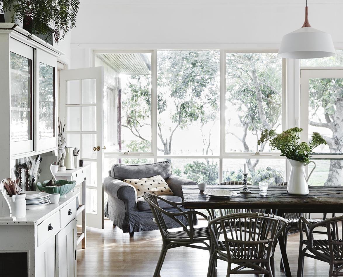 Home interior design kurs une ferme australienne à la décoration mixée  planete deco a homes