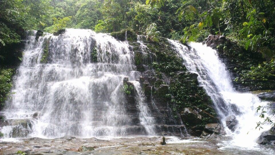 Kubah National Park Waterfall In Lundu Sarawak Waterfall National Parks Sarawak