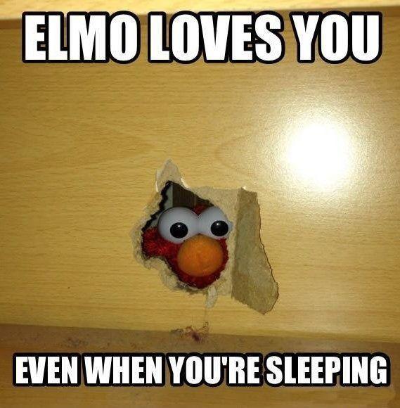 Elmo Loves You Elmo Memes Sesame Street Memes Elmo