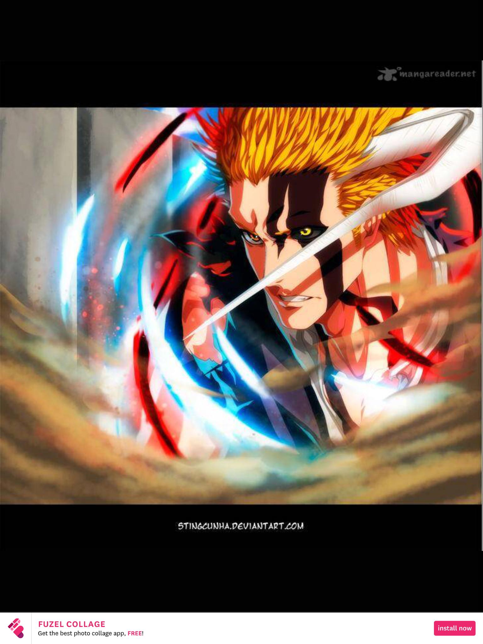 Anime Quincy Arc