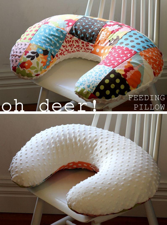 thrift. nest. sew.: DIY boppy pillow | Baby DIYs | Pinterest | Nähen ...