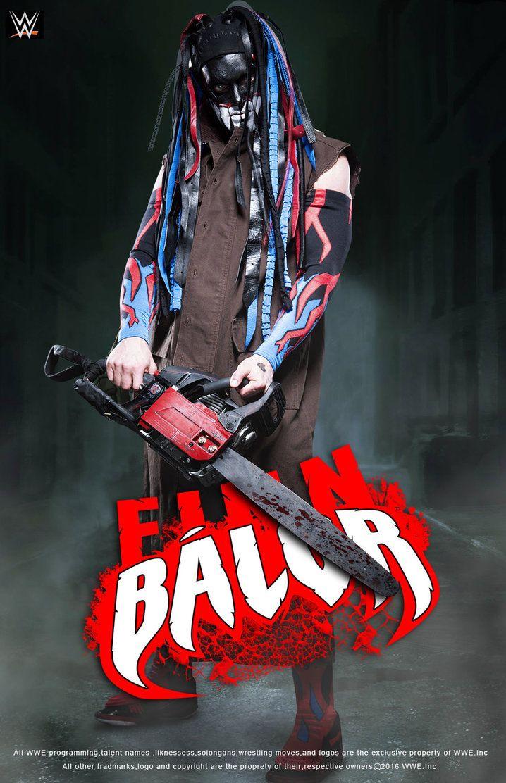 wwe finn balor 2016 poster by edaba7 deviantart com on deviantart