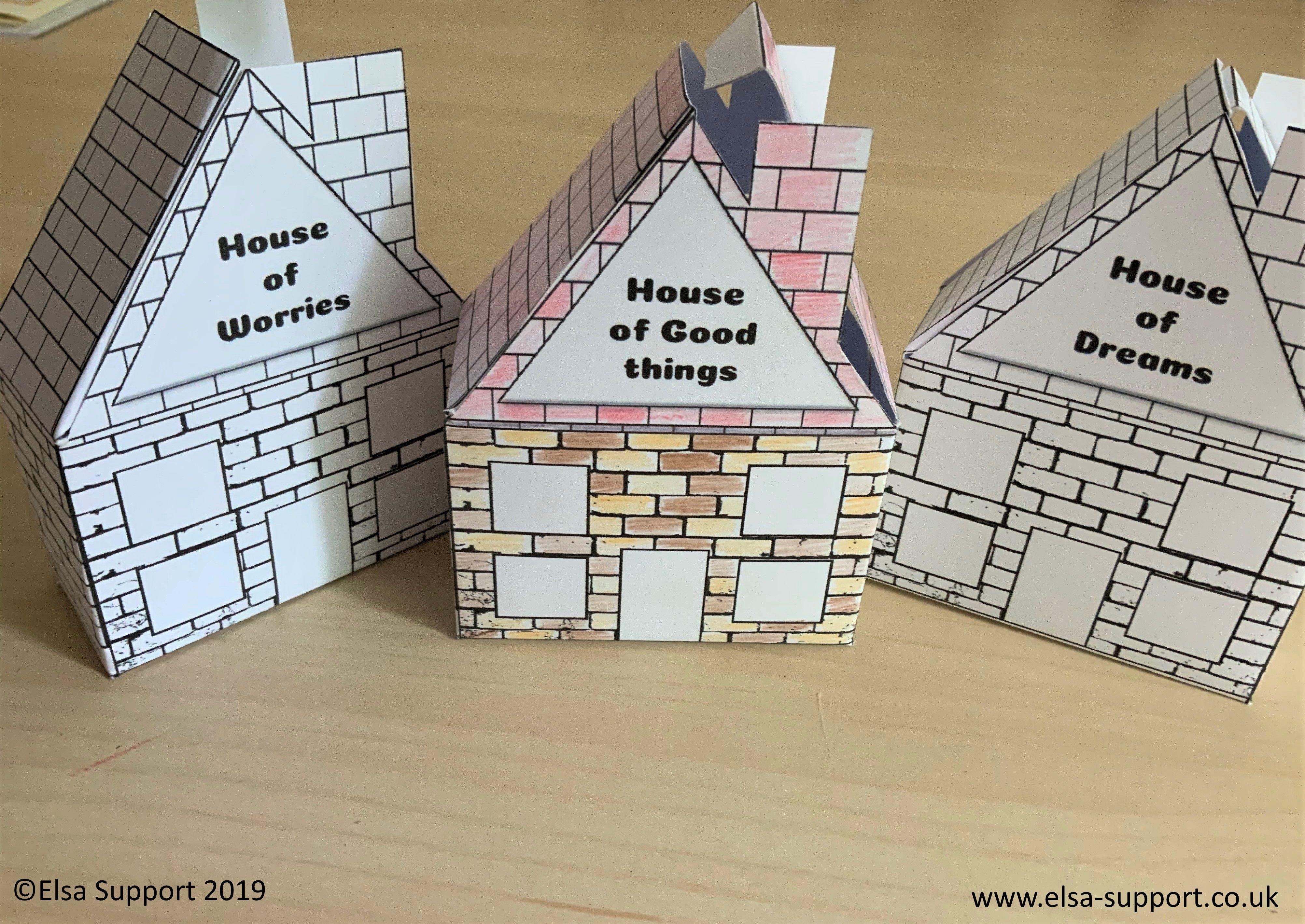 Three Houses Tool