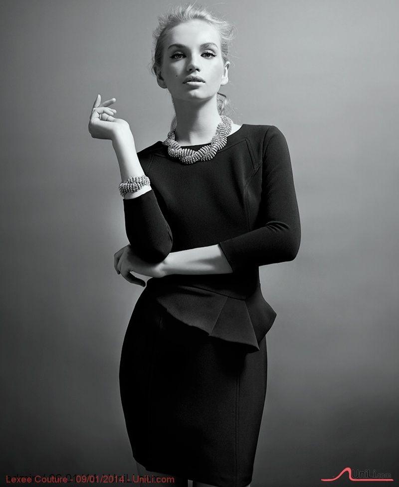 Diana Farkhullina Models SuiteBlanco's Christmas & Gift Collection   UniLi - Unique Lifestyle