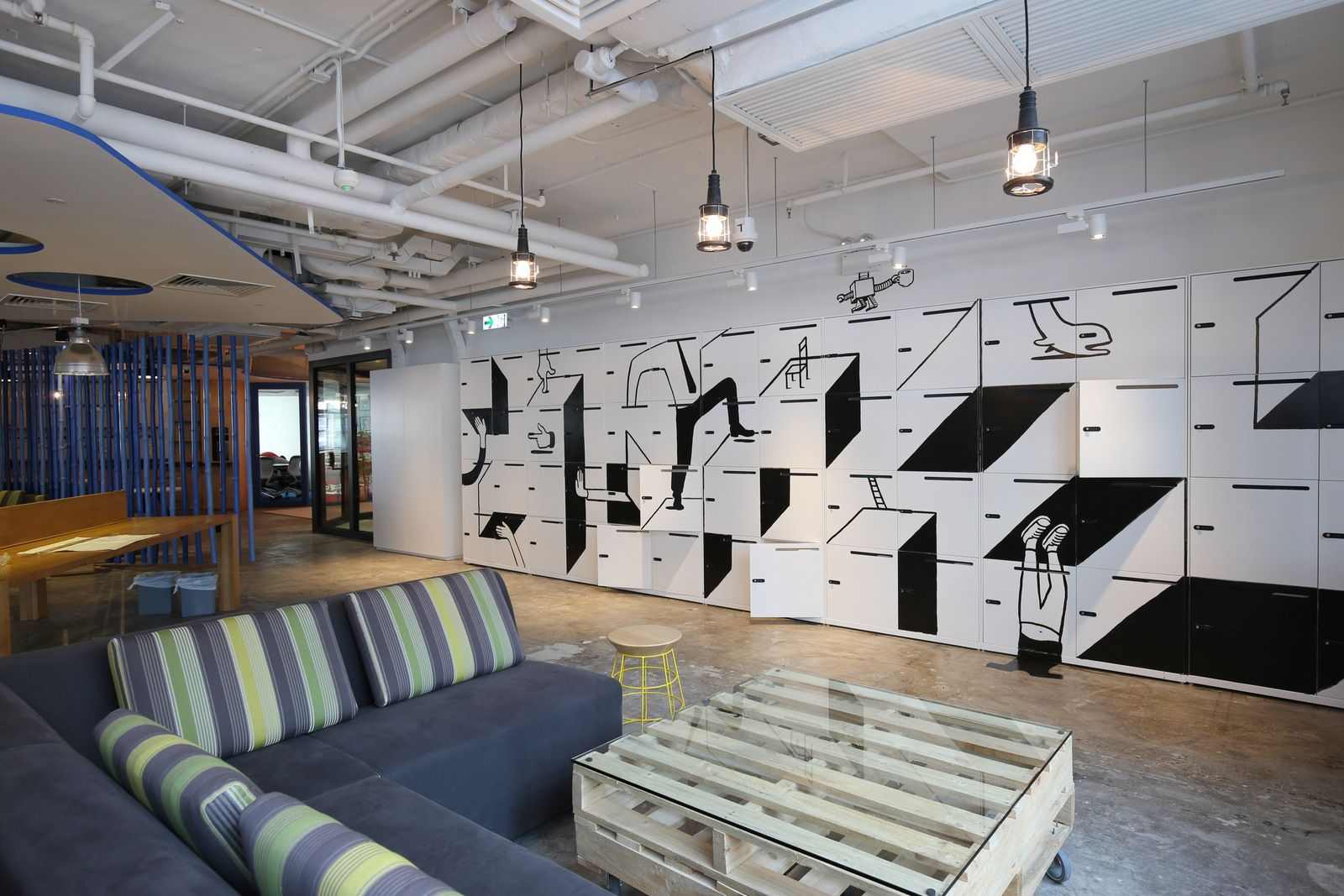 Blueprint Interior Design Set office tour: blueprint – hong kong coworking offices | close image