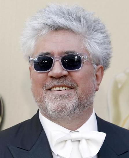 O meu director de cine favorito, Pedro Almodóvar. Quéroo como se fose da familia.