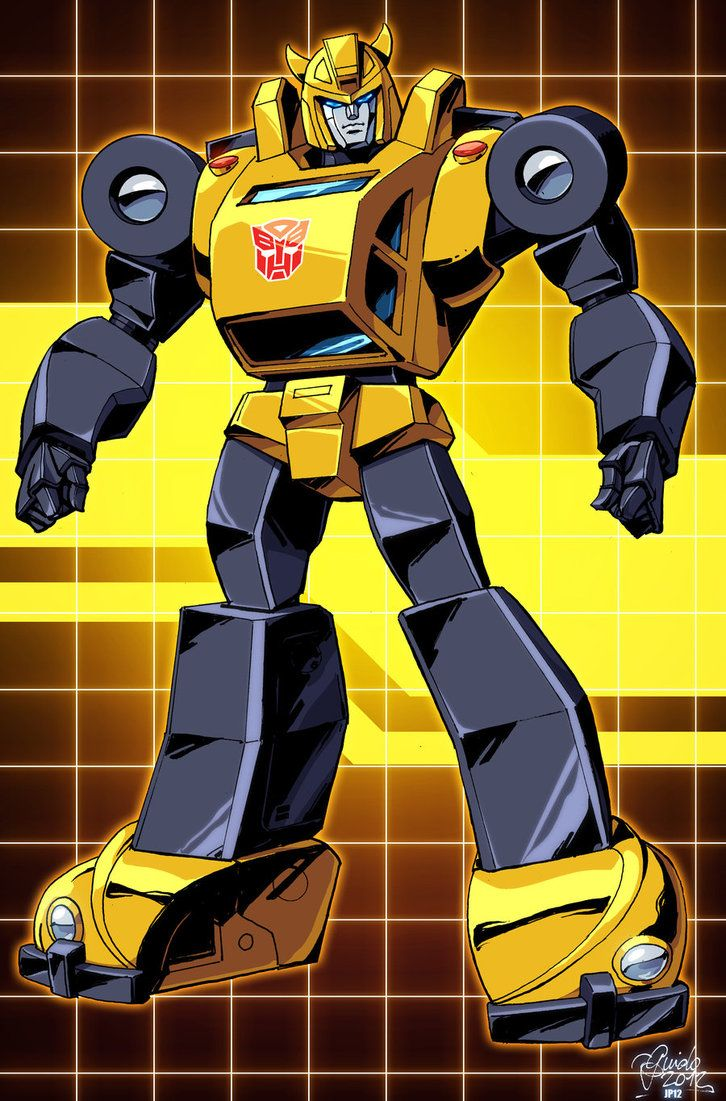 Tf Victory Bumblebee Colors By Dyemooch Transformers Autobots