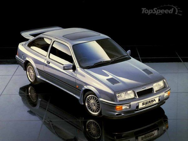 Topspeed S 50 Coolest Cars Ever Ford Sierra Car Ford Cool Cars