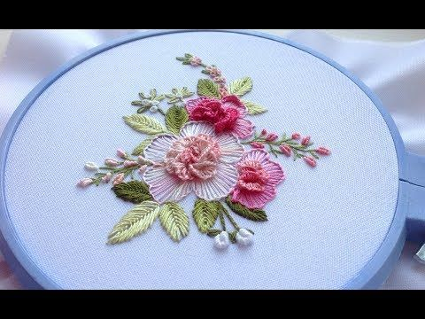 Video #embroiderypatternsbeginner