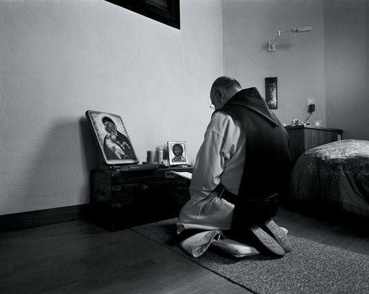 Image result for catholic monk praying