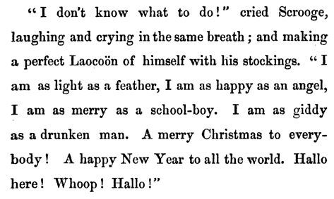 Quotes From A Christmas Carol Charles Dickens