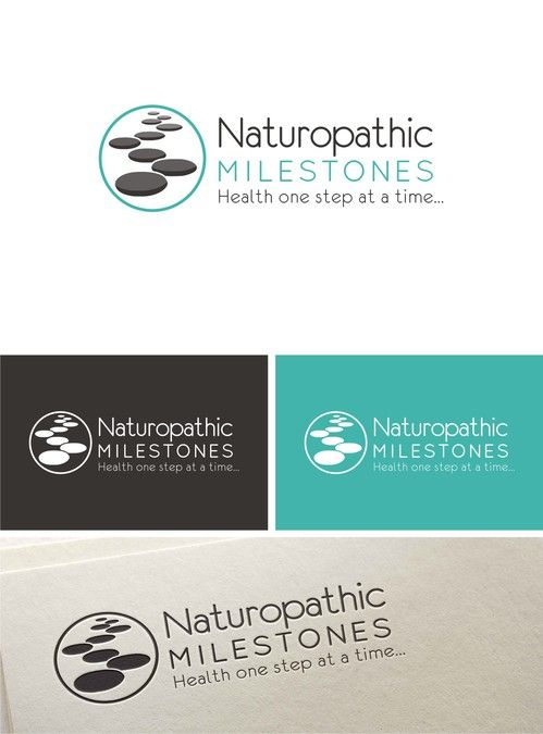 Natural Healer Logo by JanaKah