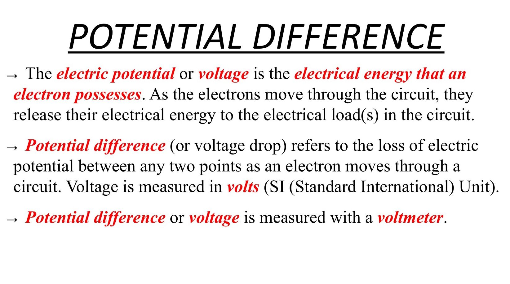 Potential Difference Google Slides Note January 12 2018 Snc1d Student Exploration Circuit Builder In This Worksheet