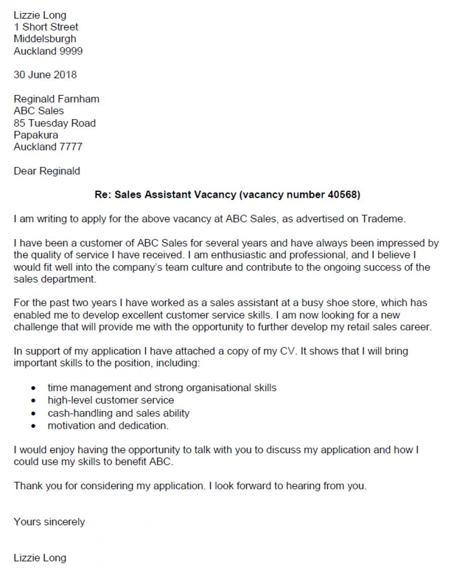 27+ Best Cover Letter Ever in 2020 Writing a cover