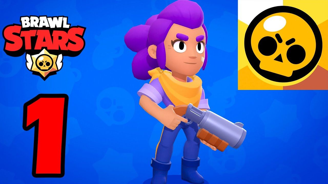 Brawl Stars Hd Gameplay Walkthrough Part 1 Shelly Gem Grab Android In 2020 Brawl Gameplay Alvin And The Chipmunks