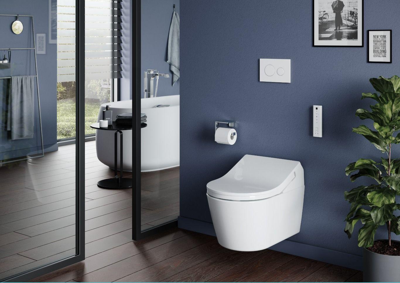 Toto Rw Dusjtoalett I 2020 Luksusbad Fjernkontroll Toalett
