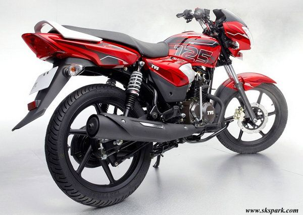 Tvs Has Launched New Tvs Phoenix 125 With Its Stylish Looks