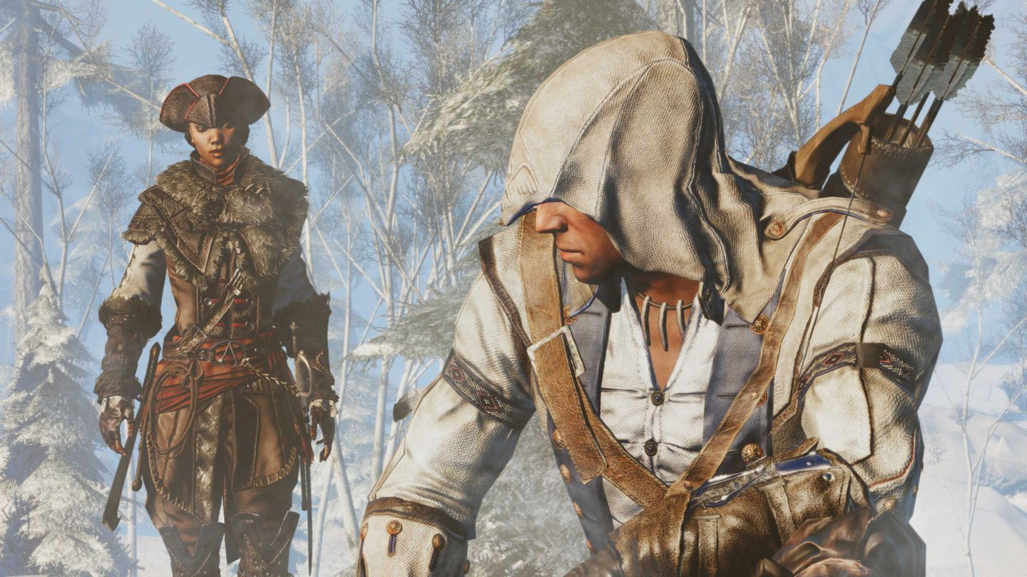 Assassin's Creed III Remastered Screenshots | Xbox One Games