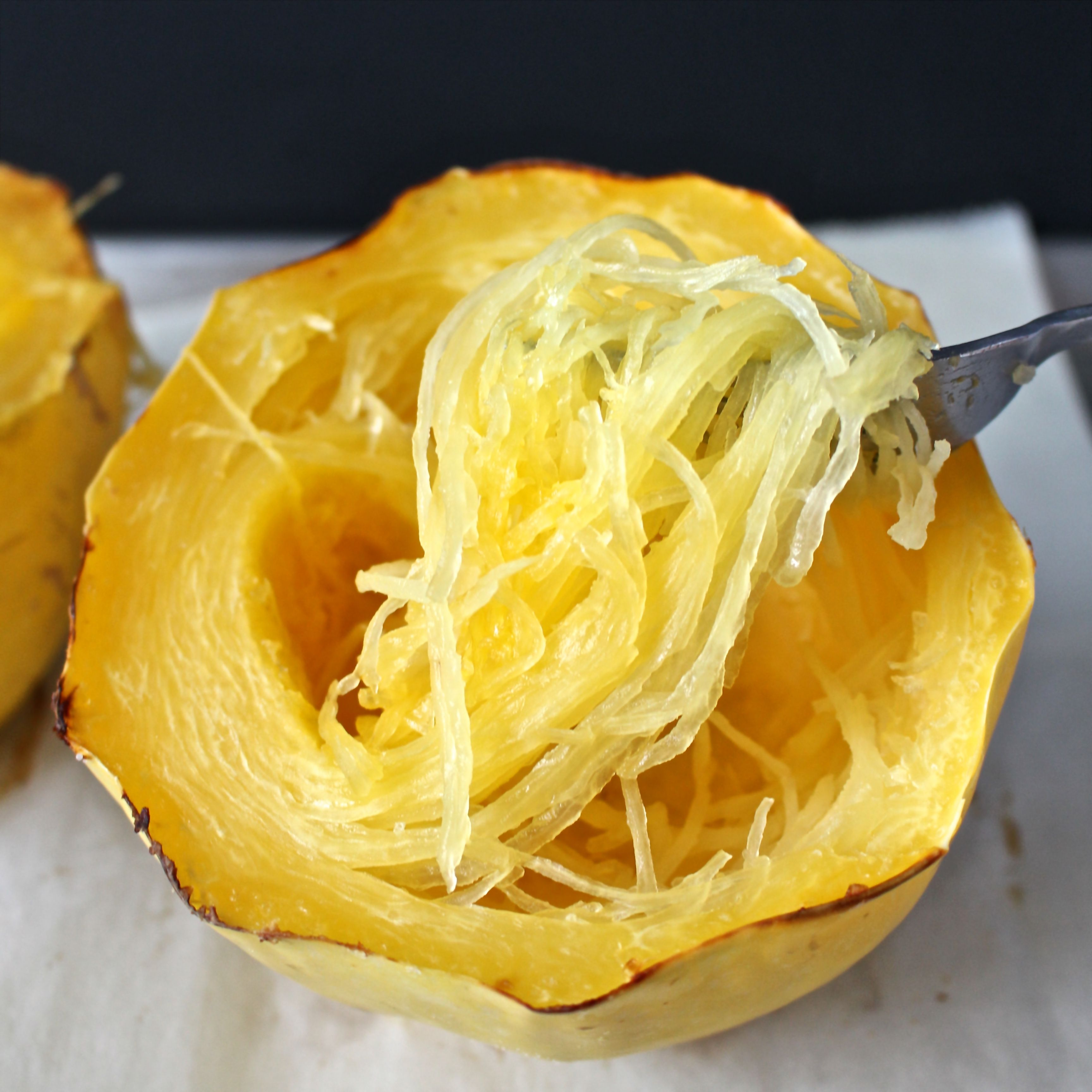 how to cook spaghetti squash whole in oven